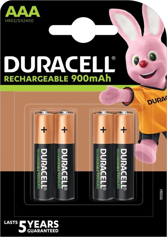 Duracell AAA oplaadbaar ULTRA Nimh - 850mAh