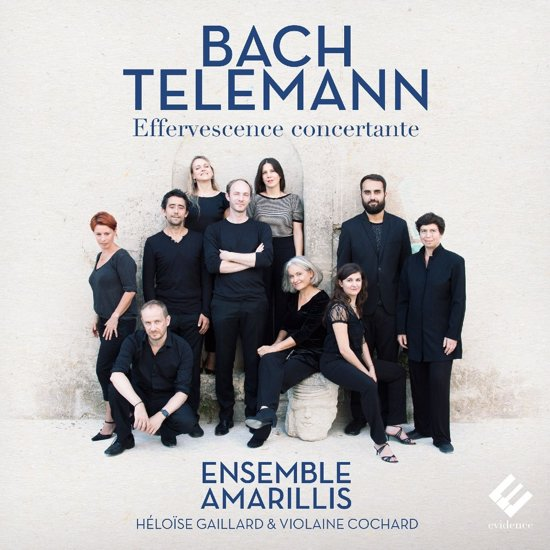 Bach Telemann / Bwv 1057 & 1060