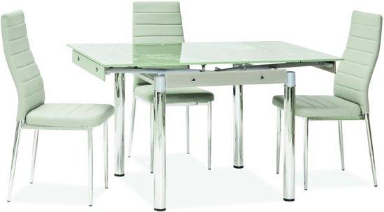 Uitschuifbare Tafel Tweedehands : Bol uitschuifbare tafel eugene wit