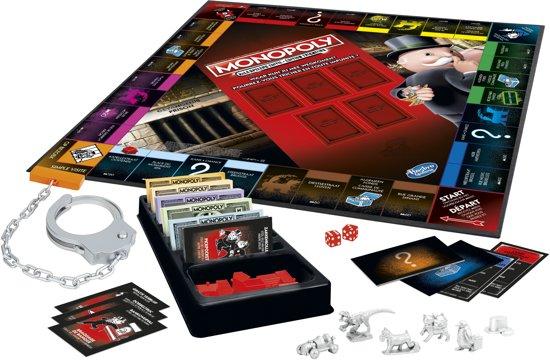 Monopoly Valsspelers Editie Belgische Variant- Bordspel