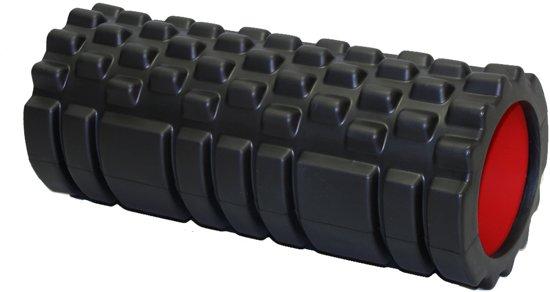 Foam Roller Focus Fitness - 33 cm - Zwart