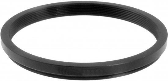 58mm (male) - 55mm  (female) Step-Down ring / Adapter ring / Cameralens verloopring