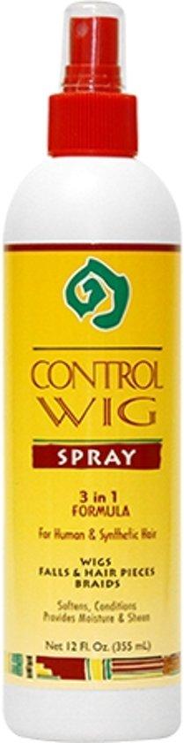 Salon Pro African Essence Control Wig Spray 3-1 355 ml