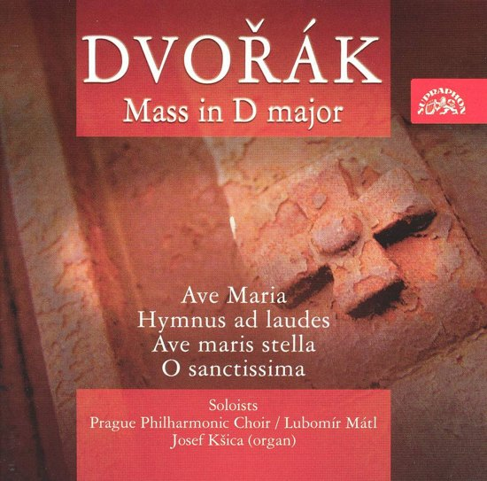 Mass In D Major, Ave Maria, Hymnus