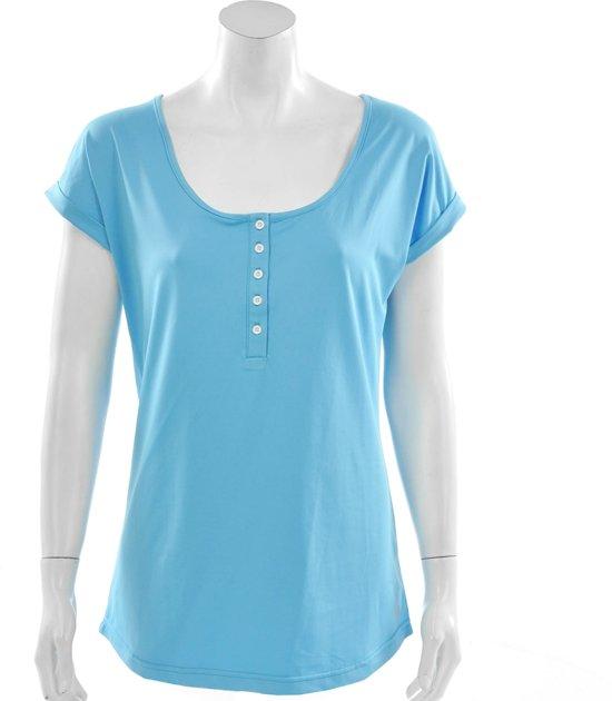 Hi-Tec Haly - Wandelshirt - Vrouwen - Maat S - Licht Blauw