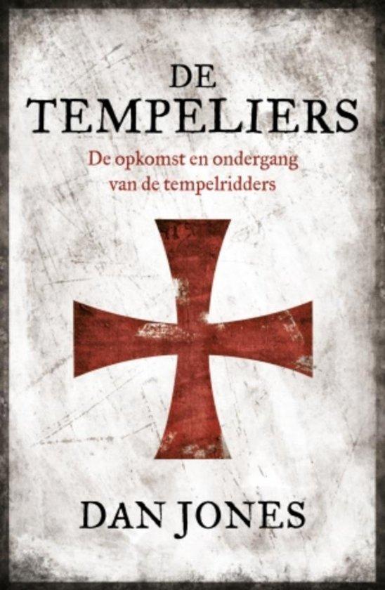 Boek cover De Tempeliers van Dan Jones (Onbekend)