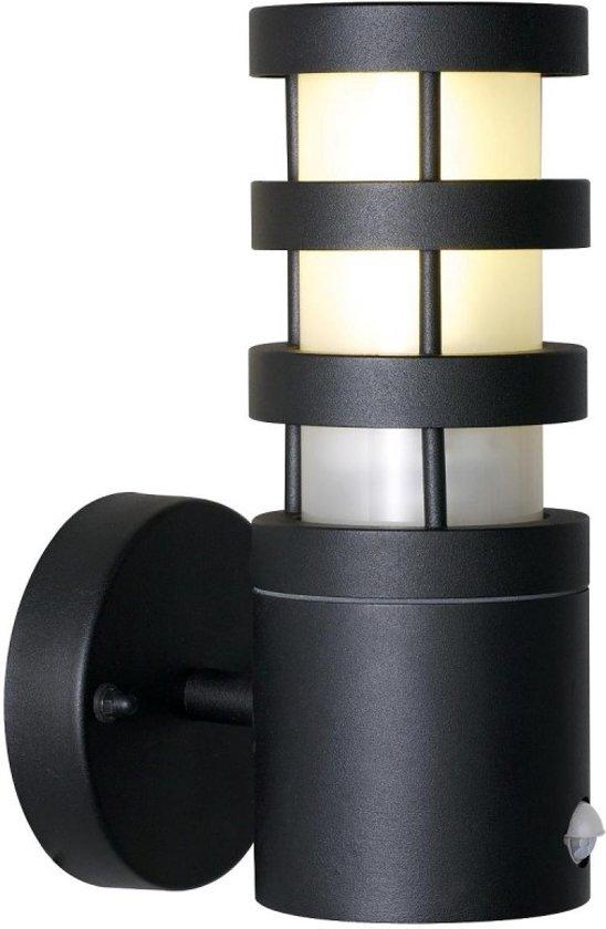 Nordlux Darwin - buitenlamp - zwart - met sensor