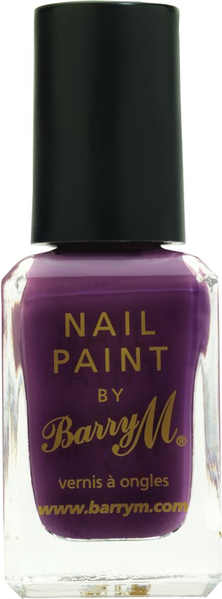 Barry M Nail Paint - 358 Vintage Violet