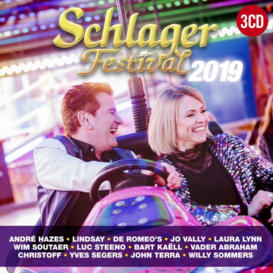 Schlager hits 2019 cd