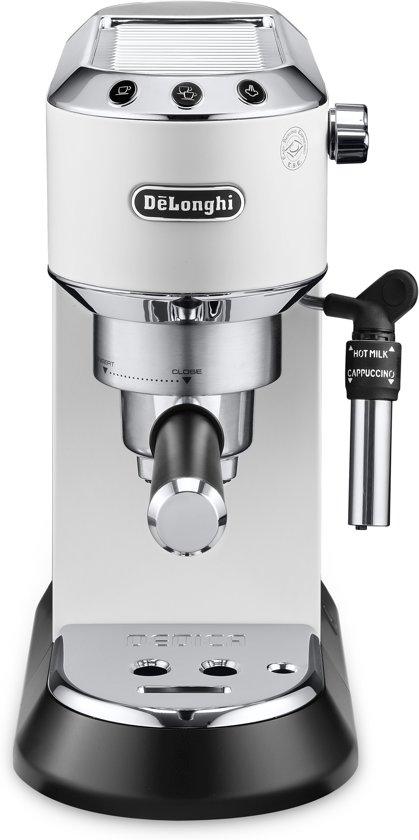 De'Longhi EC685.W Dedica Halfautomatische Espressomachine
