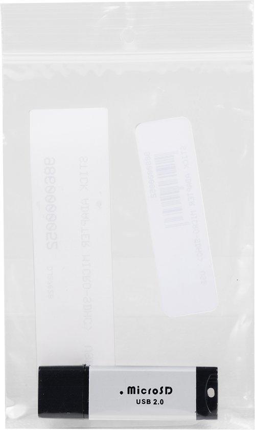 kaartlezer micro SDHC > USB