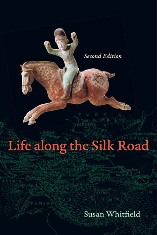 the silk road a very short introduction millward james a