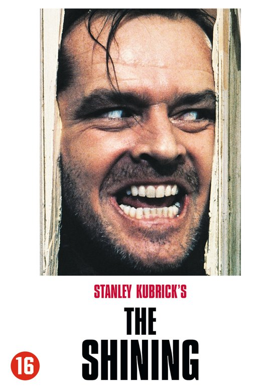DVD cover van The Shining