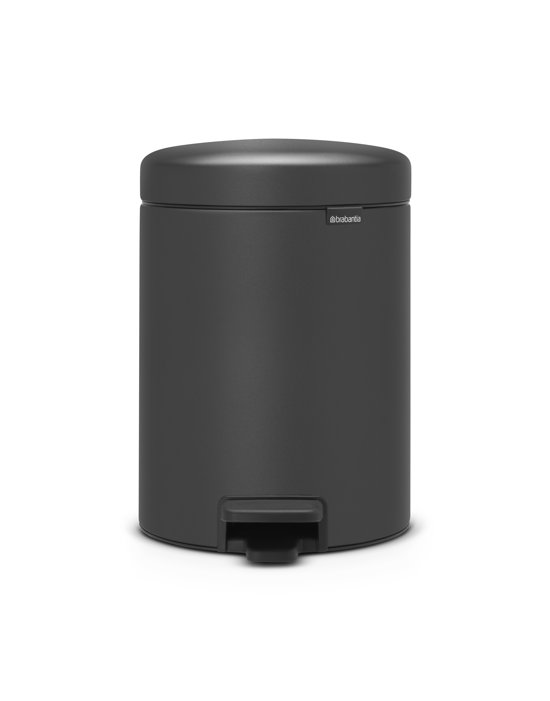 Brabantia NewIcon Mineral Pedaalemmer 5 L