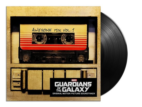 Guardians Of The Galaxy: Awesome Mix Vol. 1 (LP)