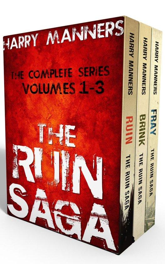 The Ruin Saga Boxset