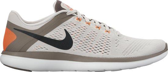 Flex 12 Light Boneblack Hardloopschoenen Run Maat 2016 Nike Heren za1Sx
