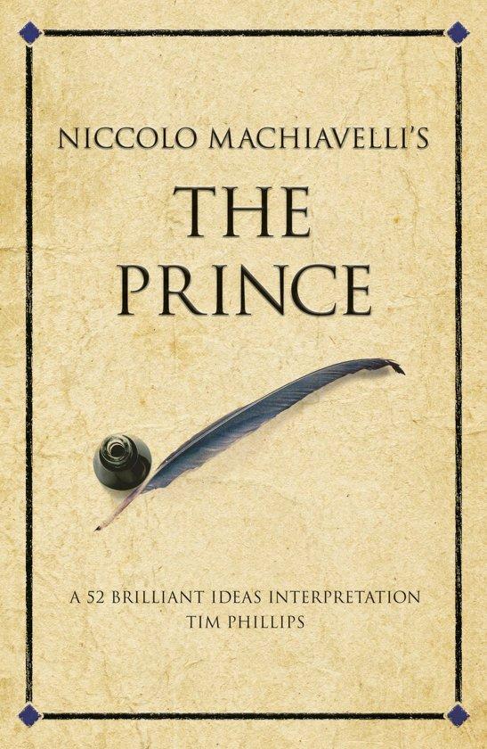 Niccolo Machiavelli's The Prince