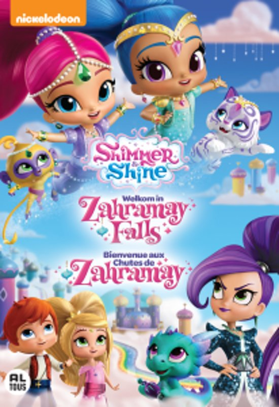 Shimmer & Shine - Volume 2: Welkom In Zahramay