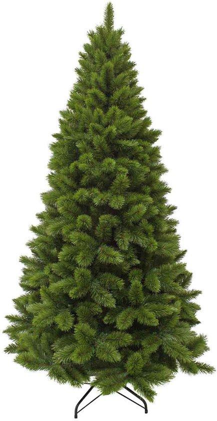 Triumph Tree camden kerstboom slim groen tips 291 maat in cm: 155 x 84