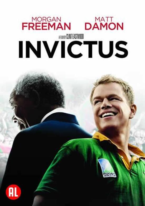 Cover van de film 'Invictus'