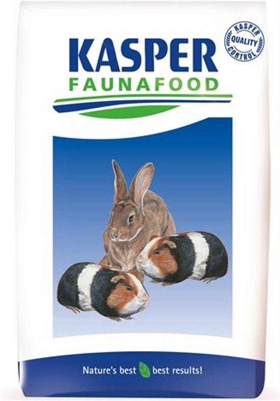 Kasper faunafood konijnenvoer opfokkorrel 20 kg