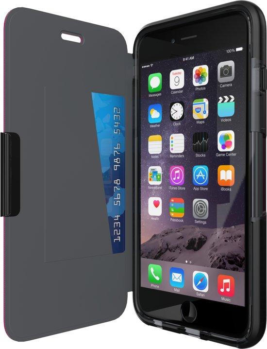 brand new 4304e 48f8d Tech21 Evo Wallet iPhone 6 Plus / 6S Plus - Smokey/Black