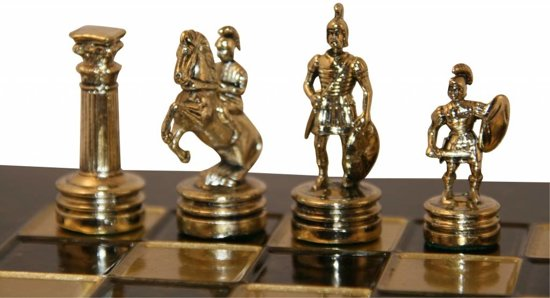 Griek Romeinse Schaak Set