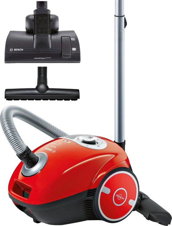 Bosch MoveOn BGL35MOV21  - Stofzuiger met stofzak - Rood