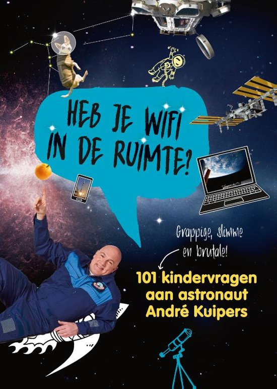 Heb je wifi in de ruimte?