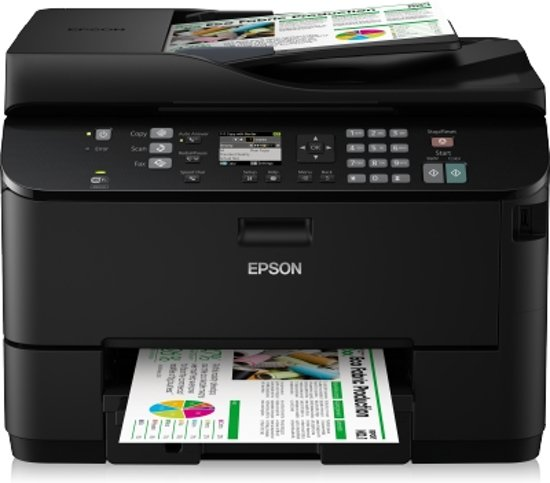 Epson WorkForce Pro WP-4535 DWF - All-in-One Printer