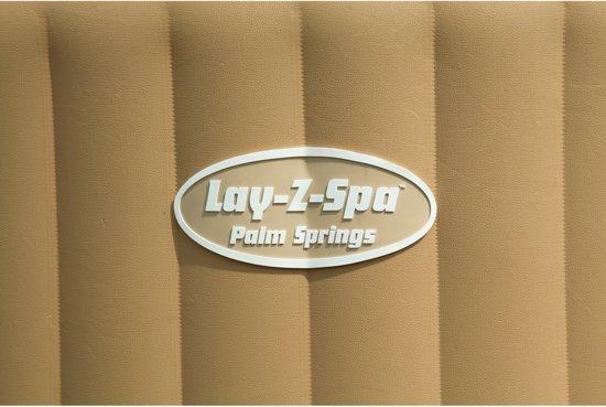 Beliani Lay-Z-Spa Palm Springs bruin - Leatheroid
