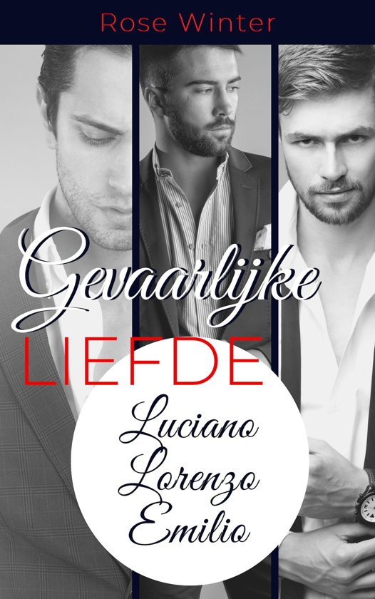 Gevaarlijke Liefde - Luciano Lorenzo Emilio