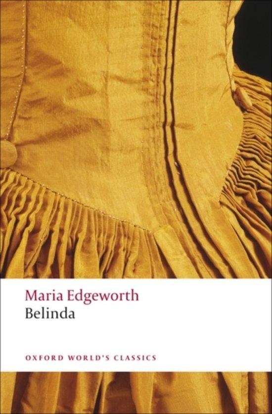 Book cover: Belinda