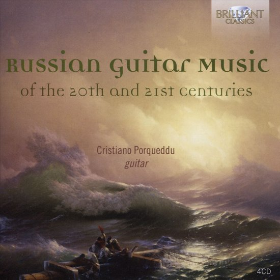 Russian Guitar Music Of The 20Th An