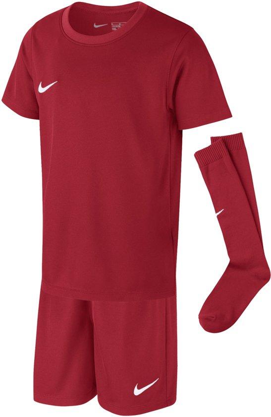 Nike Dry Park Kit Set Kinderen - rood
