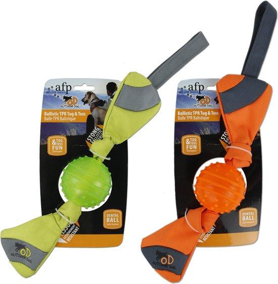 AFP Outdoor Ballistic TPR Toss - Oranje Groen