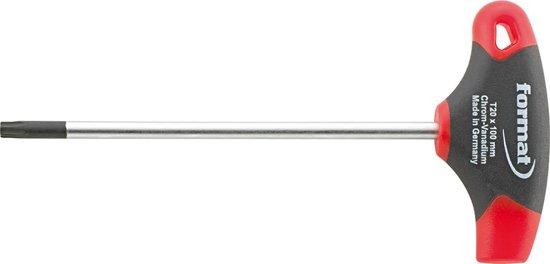 Schroevendraaiers met T-handgreep CV-staal T20x200mm FORMAT