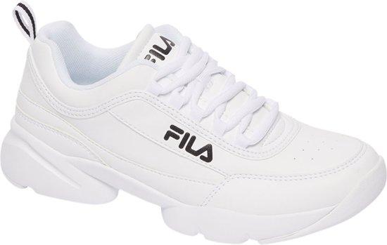 3775dd22dd7 Fila Dames Witte sneaker - Maat 41