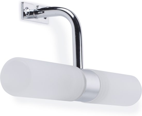 Ranex 3000.067 Trapani - Badkamerlamp - Spiegellamp - LED - Matglas