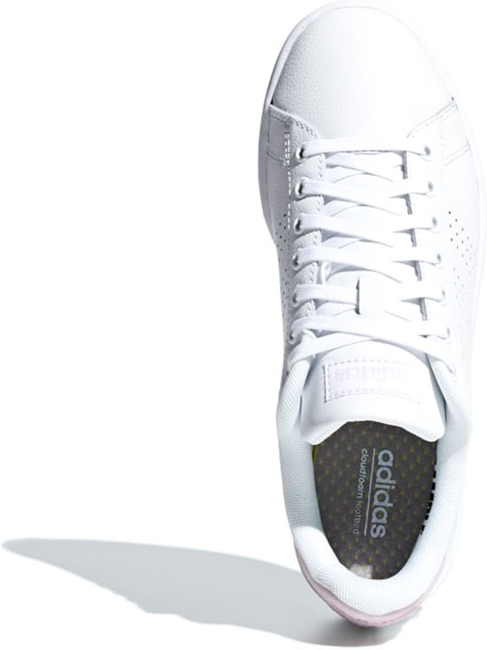 Sneakers Adidas Sneakers Adidas Witte Advantage Adidas Witte Advantage Advantage Witte Sneakers xzqz7X