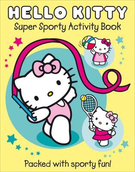 Afbeelding van Super Sporty Hello Kitty (Hello Kitty)