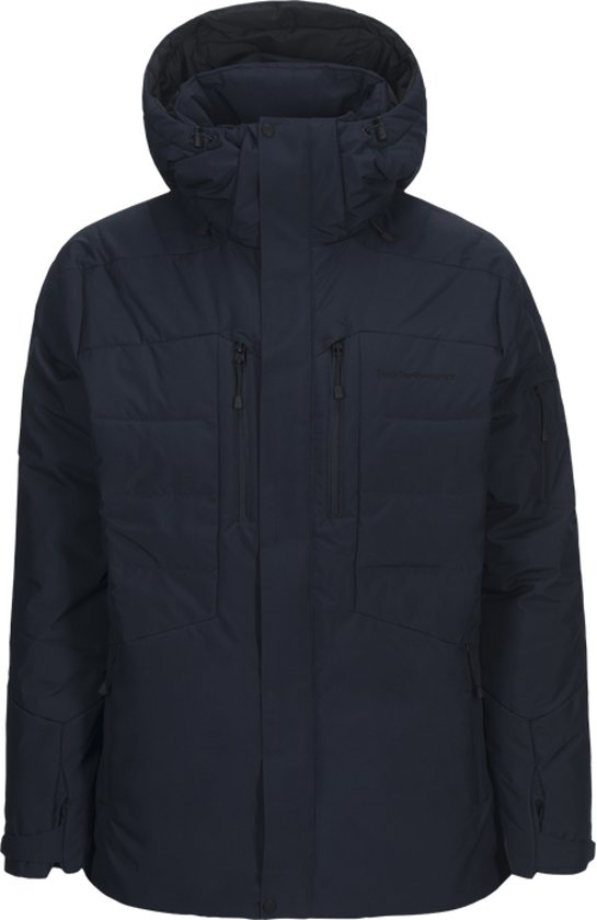 Peak Performance Padded Shiga Ski Jacket Heren maat XL