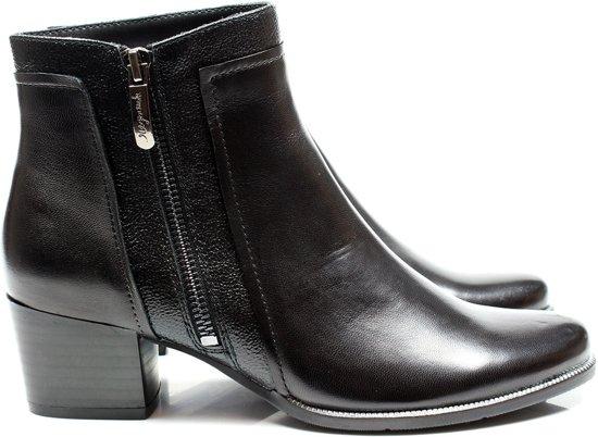 Regarde le Ciel Isabel28 booties - zwart / combi, ,39 / 6