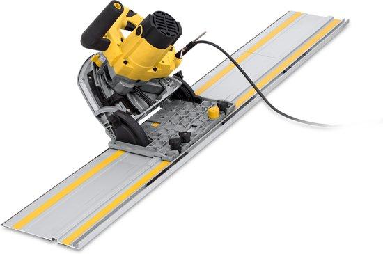 Powerplus POWX0561 Invalzaag - Met geleiderails - 1200 W - Ø 165 mm