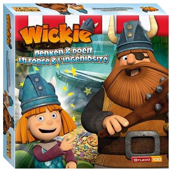 Studio 100 Wickie spel: denken of doen