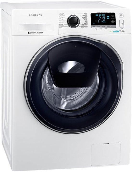 Samsung WW91K6404QW/EN - AddWash - Wasmachine