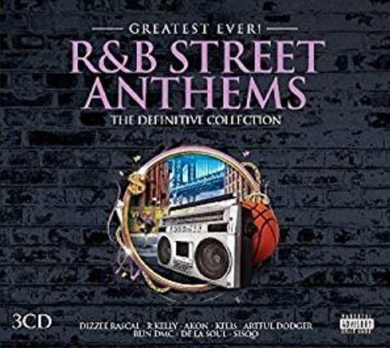 Greatest Ever R&B Street Anthems