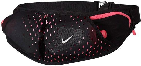 Nike Double Pocket Belt - Accessoires  - zwart - ONE