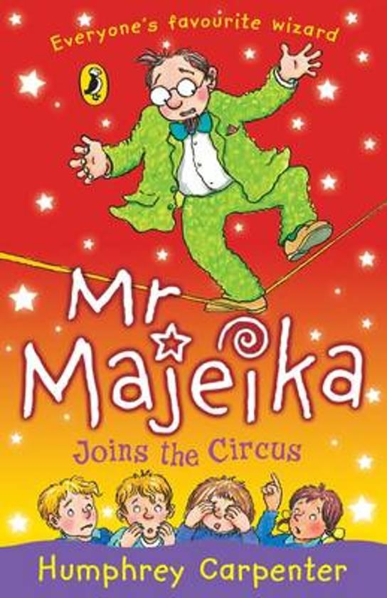 Mr Majeika Joins the Circus